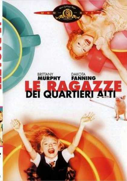 Italian DVDs - Uptown Girls