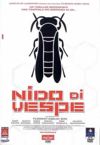 Italian DVDs - The Nest