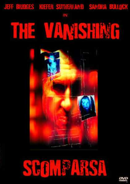 Italian DVDs - The Vanishing
