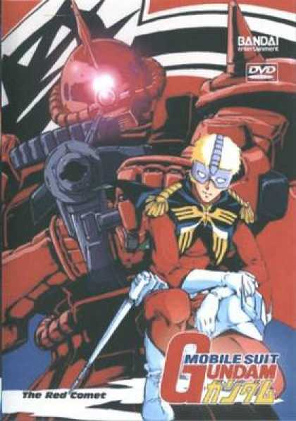 Italian DVDs - Gundam Mobile Suit 3 - 4