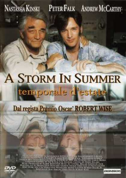 Italian DVDs - A Storm In Summer