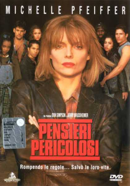 Italian DVDs - Dangerous Minds