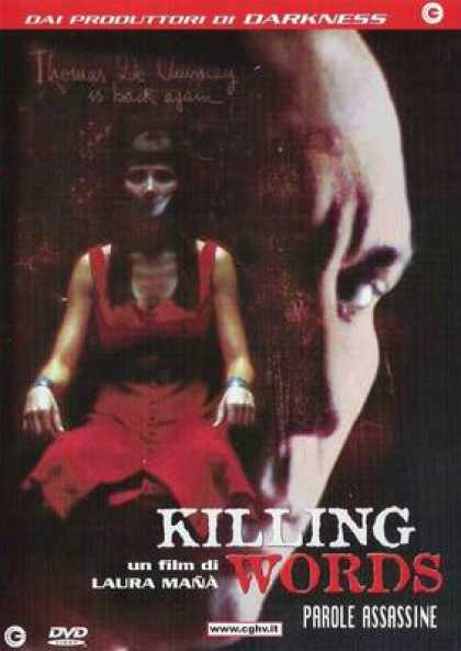 Italian DVDs - Killing Words