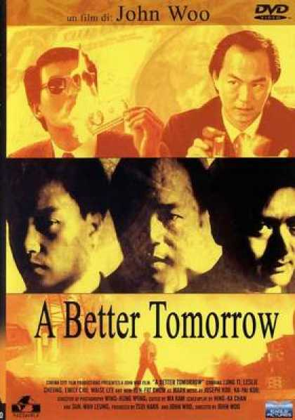 Italian DVDs - A Better Tomorrow