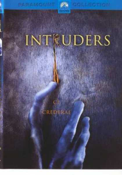 Italian DVDs - Intruders