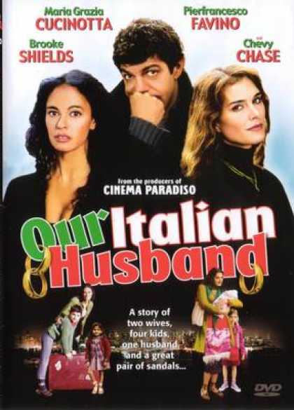 Italian DVDs - Our Italian Husband 2006