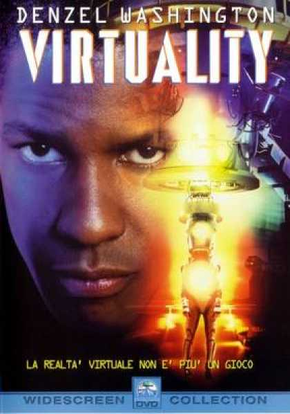 Italian DVDs - Virtuosity Widescreen Collection