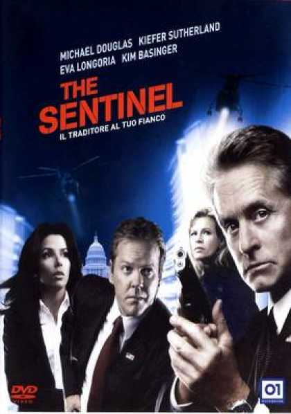 Italian DVDs - The Sentinel