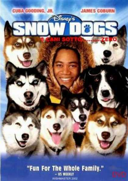 Italian DVDs - Snog Dogs
