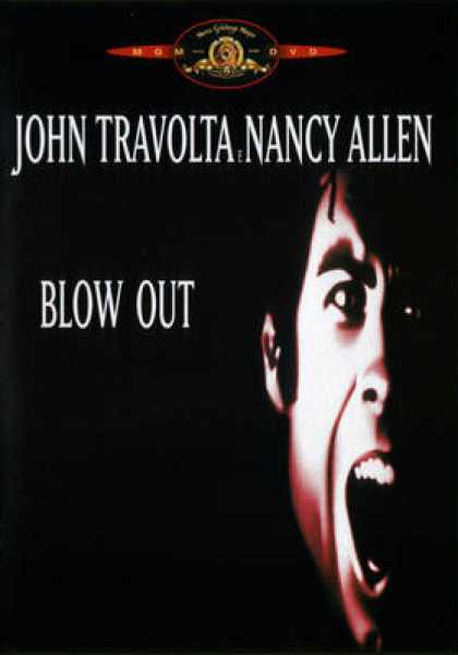 Italian DVDs - Blow Out