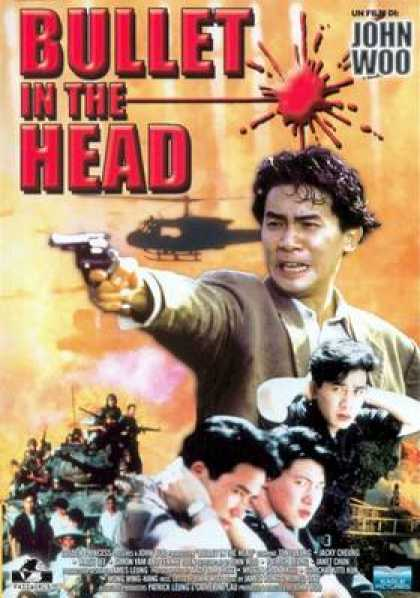 Italian DVDs - Bullet In The Head