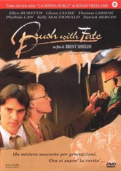 Italian DVDs - Brush With Fate