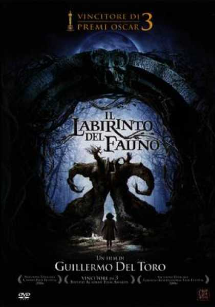 Italian DVDs - Pan's Labyrinth