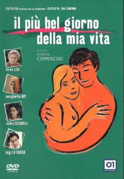 Italian DVDs - The Best Day Of My Life