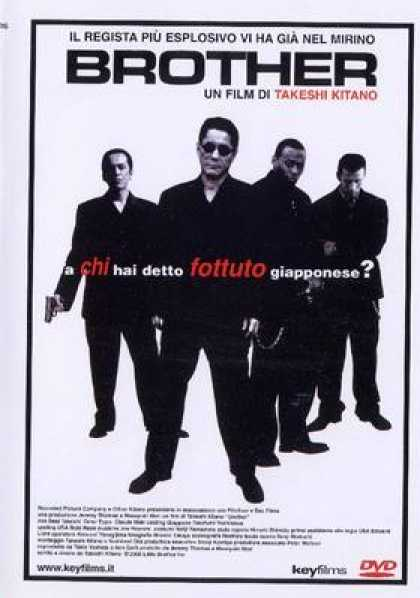 Italian DVDs - Brothers