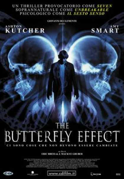 Italian DVDs - The Butterfly Effect