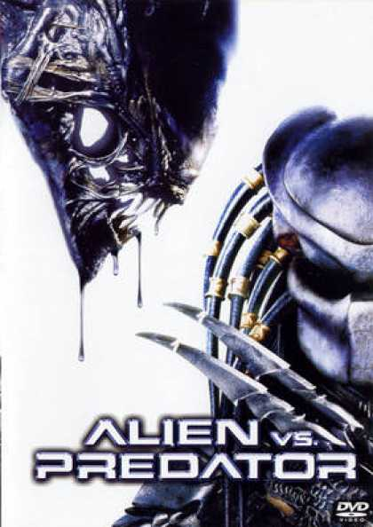 Italian DVDs - Alien Vs Predator