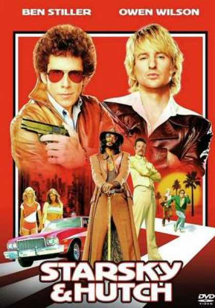 Italian DVDs - Starsky And Hutch