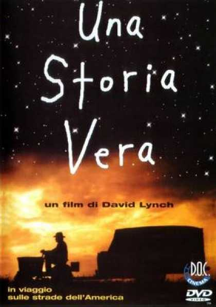 Italian DVDs - The Straight Story