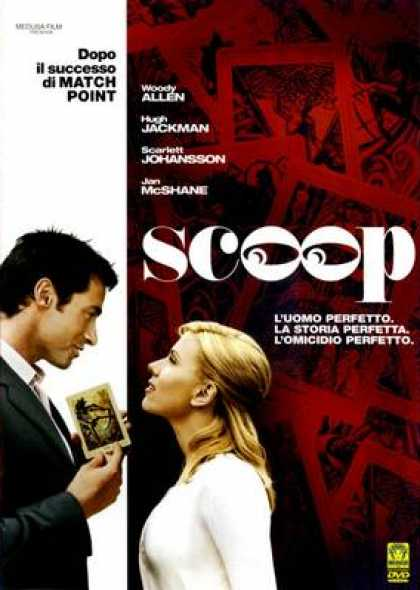 Italian DVDs - Scoop