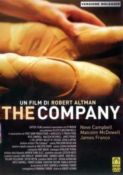 Italian DVDs - The Company