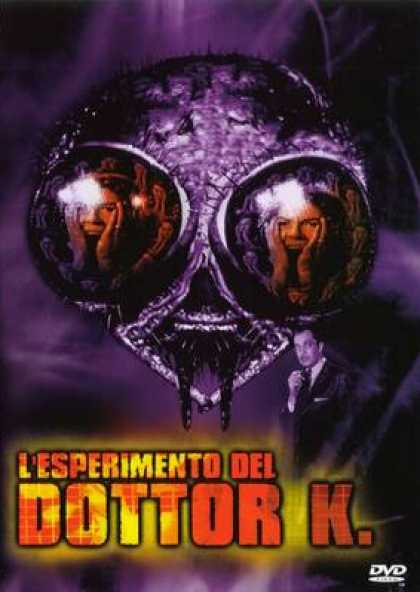 Italian DVDs - The Fly