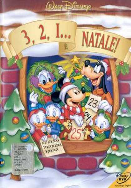 Italian DVDs - Countdown To Christmas