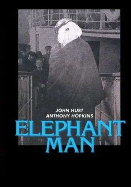 Italian DVDs - Elephant Man