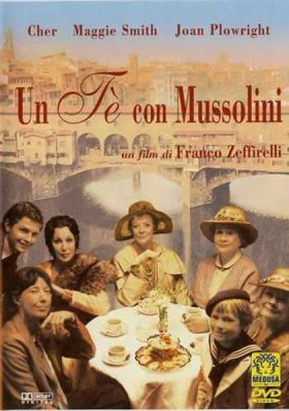 Italian DVDs - Tea With Mussolini