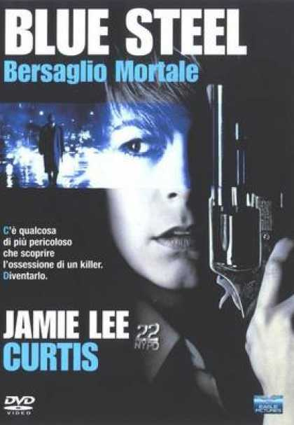 Italian DVDs - Blue Steel