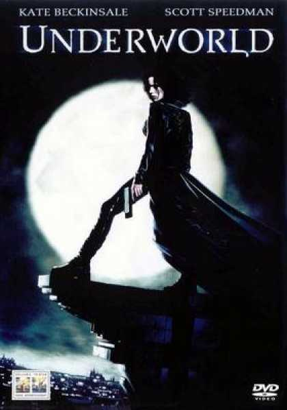 Italian DVDs - Underworld