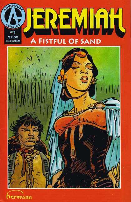 Jeremiah: Fistful of Sand 1