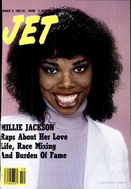Jet - March 5, 1981