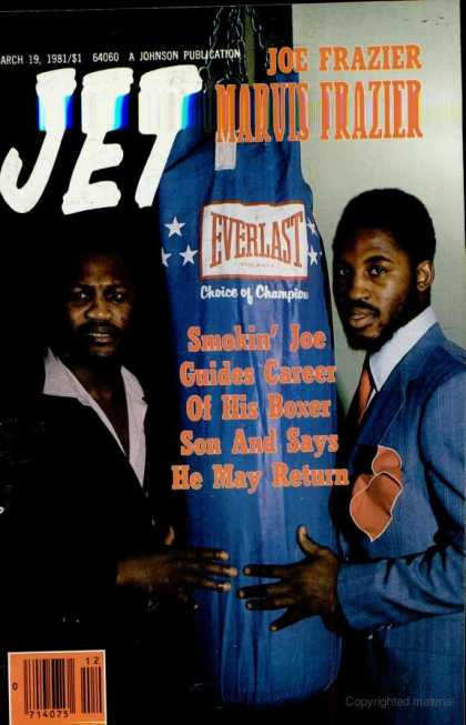 Jet - March 19, 1981