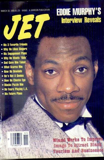 Jet - March 18, 1985