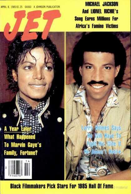 Jet - April 8, 1985