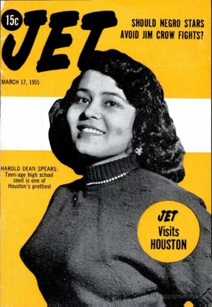 Jet - March 17, 1955