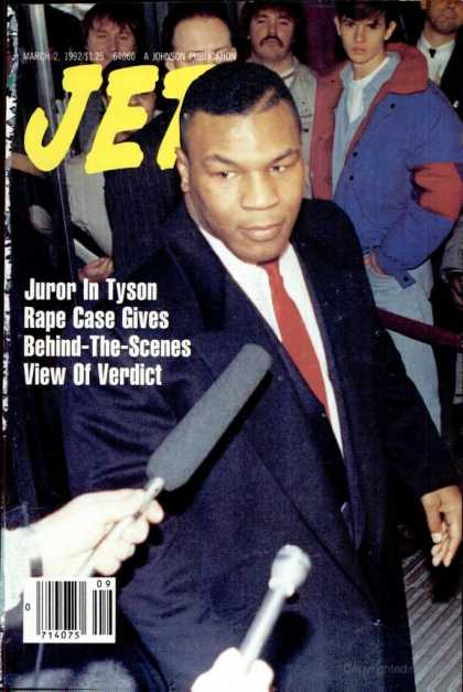 Jet - March 2, 1992