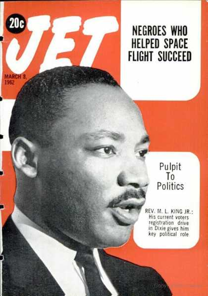 Jet - March 8, 1962