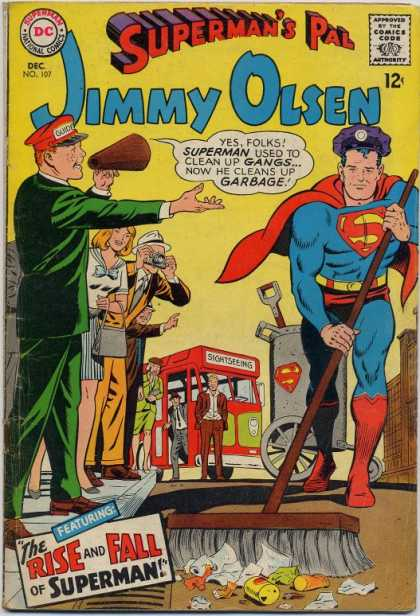 Jimmy Olsen 107 - Superman