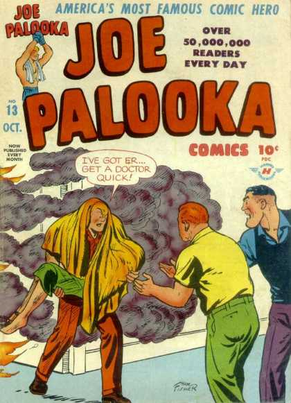 Joe Palooka 13 - Joe Simon