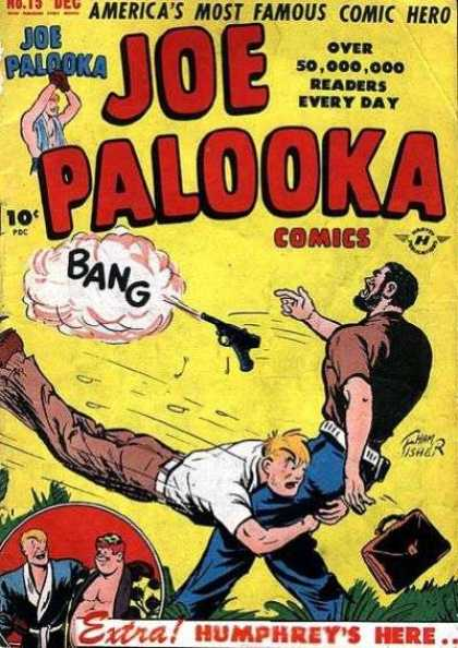 Joe Palooka 15 - Joe Simon