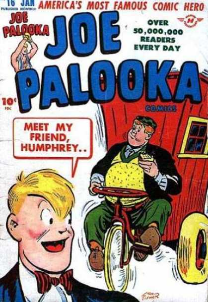 Joe Palooka 16 - Joe Simon