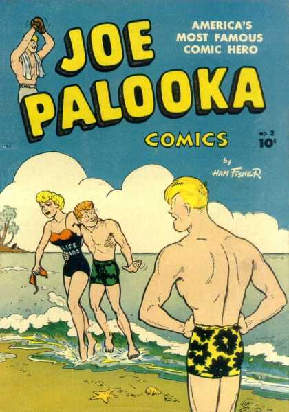 Joe Palooka 2 - Joe Simon