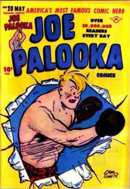 Joe Palooka 20 - Joe Simon