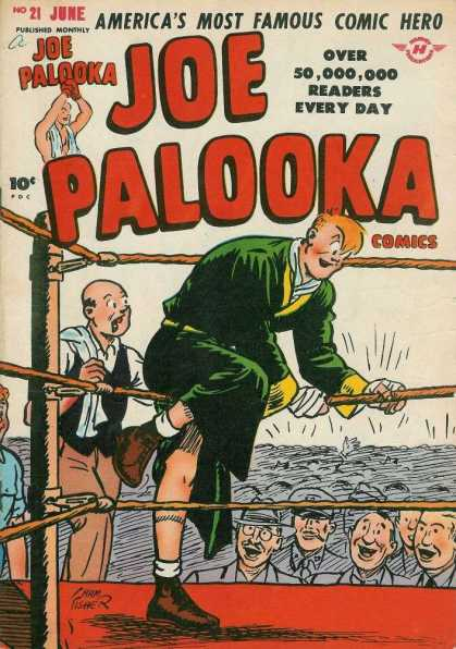 Joe Palooka 21 - Joe Simon