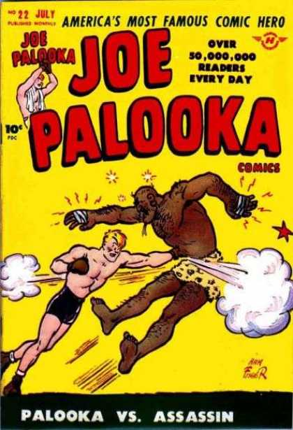 Joe Palooka 22 - Joe Simon