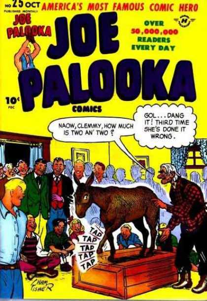 Joe Palooka 25 - Joe Simon
