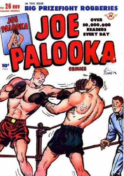 Joe Palooka 26 - Joe Simon