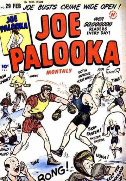 Joe Palooka 29 - Joe Simon